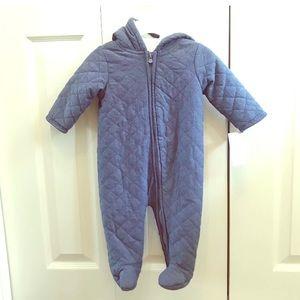 Nwt OshKosh B Gosh 6 M winter snow suit